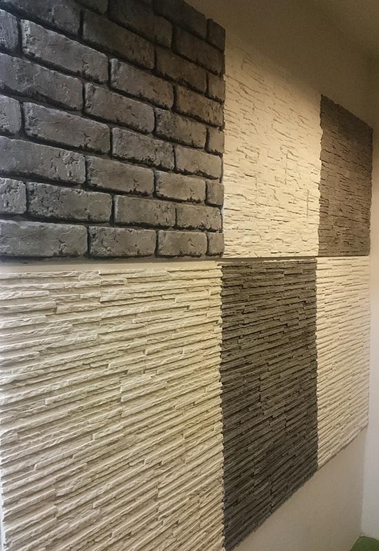Nowoczesna architektura Vivenda - Kamień dekoracyjny, elewacyjny, beton architektoniczny PX23