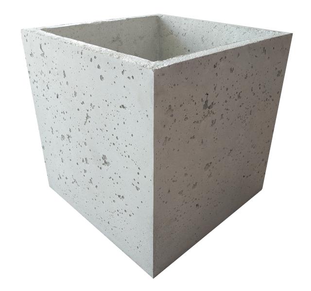 blument pfe aus beton vivenda. Black Bedroom Furniture Sets. Home Design Ideas
